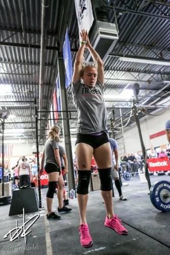 Katie Wasalaski CrossFit 619
