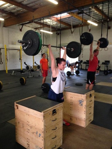 619 olympic weightlifting