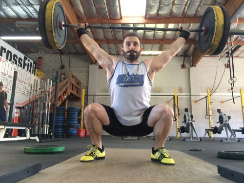 San Diego olympic weightlifting